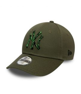 Casquette junior/youth 9FORTY Camo Infill NY Yankees