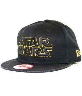 Casquette New Era x Star Wars Word 950 Noir