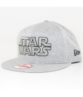 Casquette New Era x Star Wars Jersey 950 Gris Clair