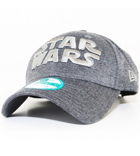 Casquette Incurvée New Era x Star Wars 940 Jersey Gris 9Forty