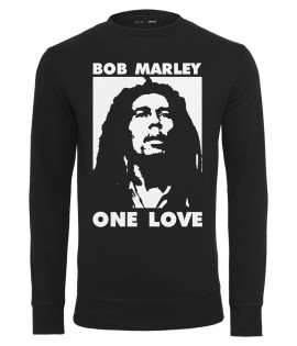 Sweat Mister Tee Bob Marley One Love Crewneck