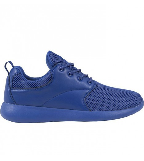 Baskets Urban Classics Light Runner Bleu