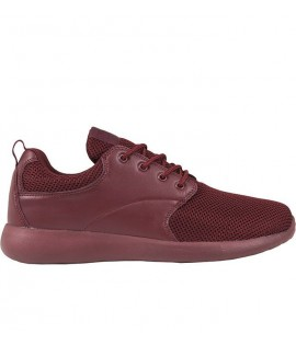 Baskets Urban Classics Femme Light Runner Bordeaux