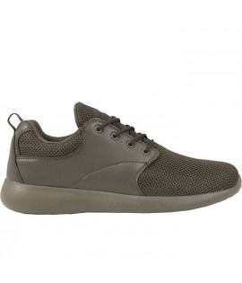 Baskets Urban Classics Femme Light Runner Olive
