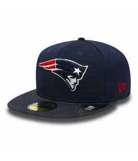 Casquette New Era 59Fifty New England Patriots Mesh Mix