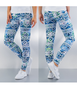 Legging Just Rhyse Pattern Multicolore