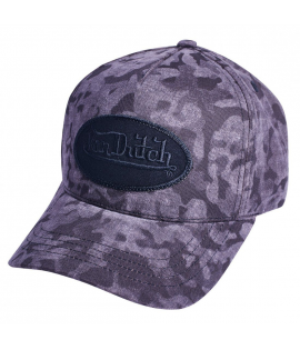 Casquette Trucker Von Dutch Army Noir Camo Baseball