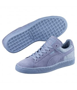 Chaussures Puma Suede Casual Embossed Tempest