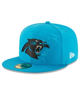 Casquette New Era 59Fifty Carolina Panthers Sideline NFL Superbowl