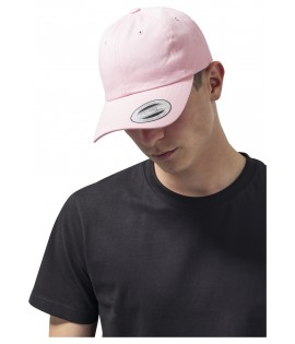 Casquette Incurvée Flexfit Low Profile Rose