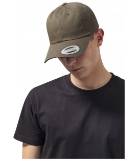 Casquette Incurvée Flexfit Low Profile Buck Olive