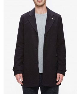 Manteau Obey Eighty Nine Limo Coat Noir