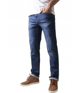 Stretch Denim Jean Urban Classics Dark BleuTaille US