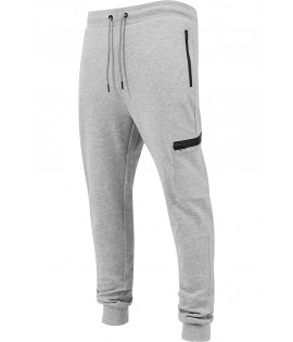 Jogging Sport Tech Urban Classics Interlock Gris