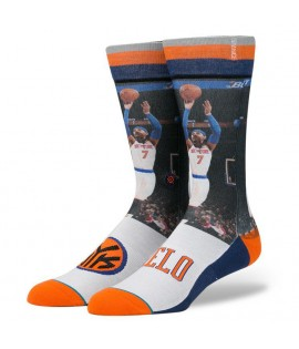Chaussettes Stance Melo Carmelo Anthony New York Knicks NBA Legends