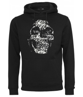 Sweat Capuche Mister Tee My Chemical Romance Haunt Hoody Noir