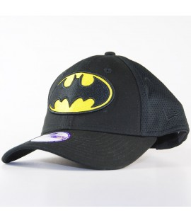 Casquette Enfant New Era Batman Noir Mesh Hero Youth