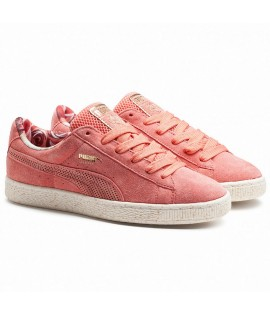 Chaussures Puma x Careaux Select Suede Rose