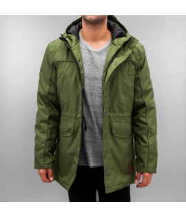 Parka Just Rhyse Winter Olive