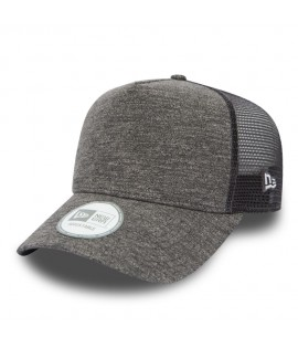 Casquette Trucker New Era Basic Jersey Charcoal