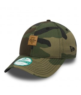 Casquette Incurvée New Era Core Square Patch Camouflage 940