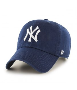 Casquette 47 Brand New York Yankees Clean Up Light Navy