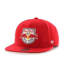 Casquette 47 Brand New York Red Bull MLS Snapback Sure Shot