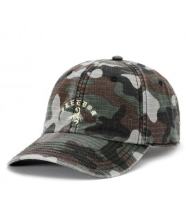 Casquette Incurvée Cayler & Sons FRDM Camouflage