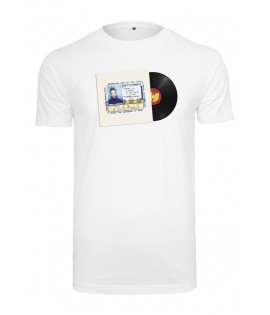 T-shirt Wu Wear ID Card Blanc