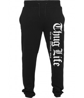 Bas de jogging Thug Life Cities Sweatpants Noir