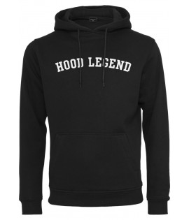Sweat Capuche Hood Legend Hoody Noir
