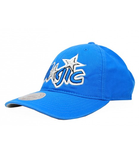 Mitchell & Ness Strapback MAGIC Orlando Bleu
