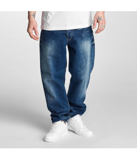 Jean Baggy Thug Life Anadyr Carrot Fit Jeans Light Blue Denim