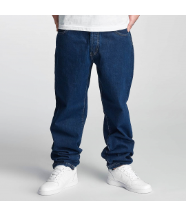 Jean Baggy Thug Life Leninsk Carrot Fit Jeans Indigo