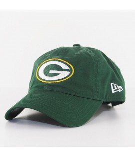 Casquette Incurvée New Era Green Bay Packers Unstructured NFL 9Twenty Vert