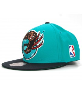 EXCLU! MITCHELL & NESS GRIZZLIES Vancouver Turquoise