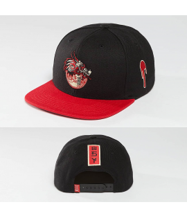 Casquette Snapback Who Shot Ya? Dragonpower Noir