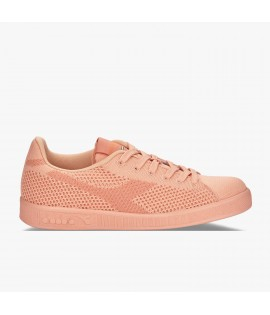 Chaussures Femme Diadora Heritage Game Weave Rose