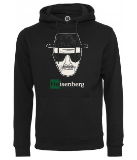 Sweat Capuche BB Heisenberg Breaking Bad Hoody Noir