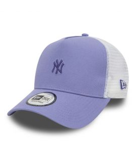 Casquette trucker New York Yankees PASTEL