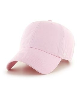 Casquette 47 Brand Clean Up Classic Blank Rose Pale