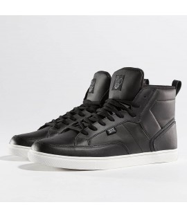 Chaussures Who Shot Ya? Sultan High Sneaker Noir