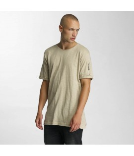 T-shirt Who Shot Ya? Haora Beige