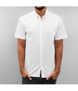 Chemise manches courtes Cazzy Clang Short Sleeves II Blanc