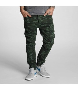 Jeans AntiFit Who Shot Ya? Genius Khaki Camouflage