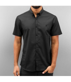 Chemise manches courtes Cazzy Clang Noir