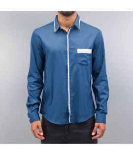 Chemise Cazzy Clang Quinn II Bleu