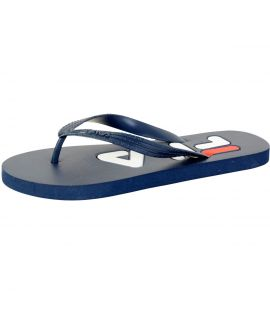 Tongs Fila Basic Sandales Bleu Marine