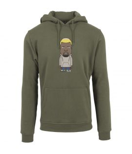 Sweat Capuche Name one Hoody Olive