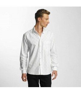 Chemise Cazzy Clang Cross Blanc